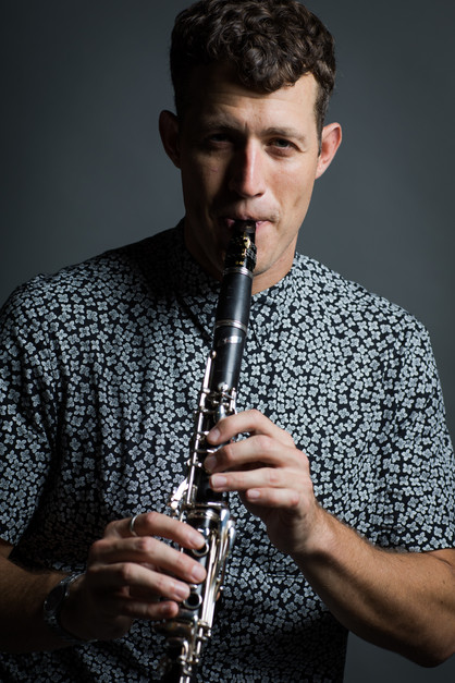 Jazz Clarinet- Gregory Agid- Look