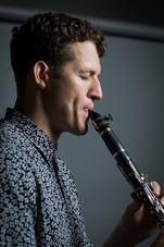 Jazz Clarinet- Gregory Agid- Close