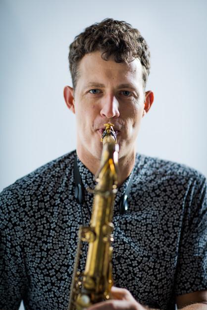Jazz Clarinet- Gregory Agid- Saxohphone look