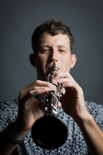 Jazz Clarinet- Gregory Agid- Plays