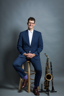 Jazz Clarinet- Gregory Agid- Smile