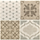 Thumbnail: Mosaico Vintage Almond 30x90cm