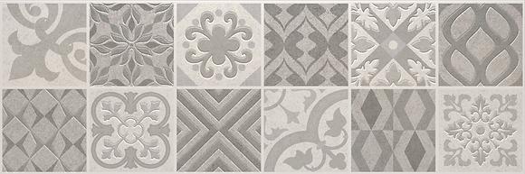 Mosaico Vintage Silver 30x90cm
