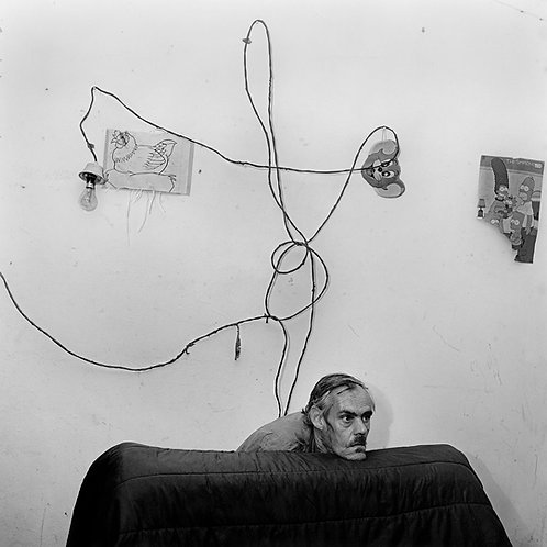Roger Ballen, Theater of the Absurd // Signed