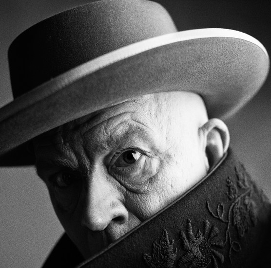 Irving Penn / Pablo Picasso, Cannes, France (1957), 2014