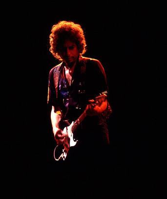 Bob Dylan Oslo 1981