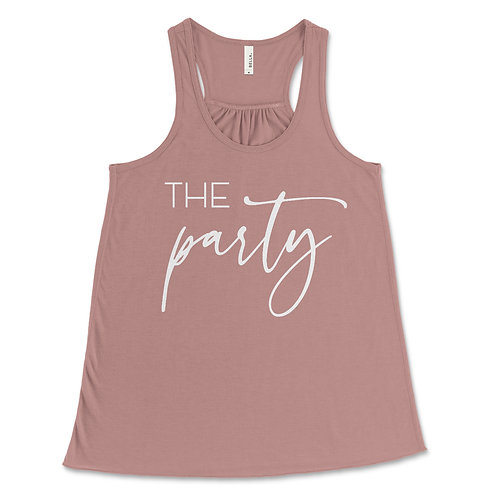 The Party Flowy Tank Top
