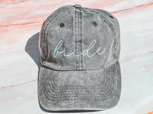 Bride Dad Hat