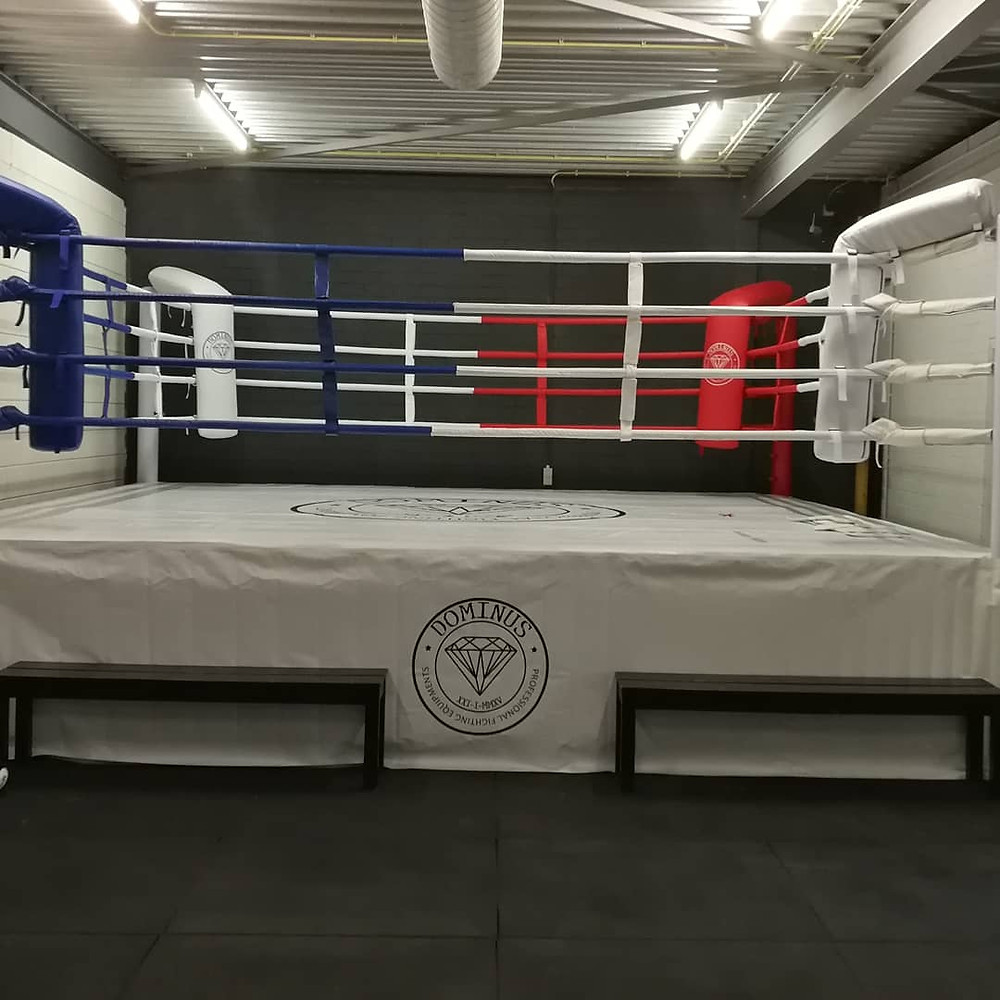 Boxing gym Breda, Spinveld 47C