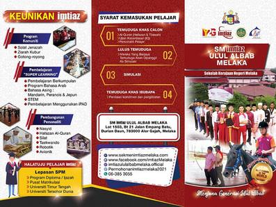 Pengenalan SM imtiaz Ulul Albab Melaka.