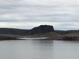 "The ""Elephant"" on the lake"