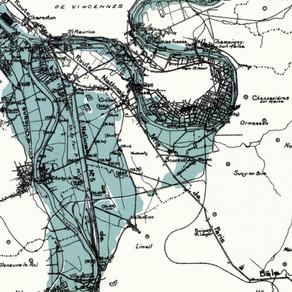 LES INONDATIONS DE 1910