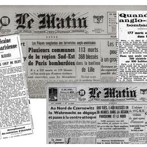 Il y a 75 ans : Bonneuil sous les bombes