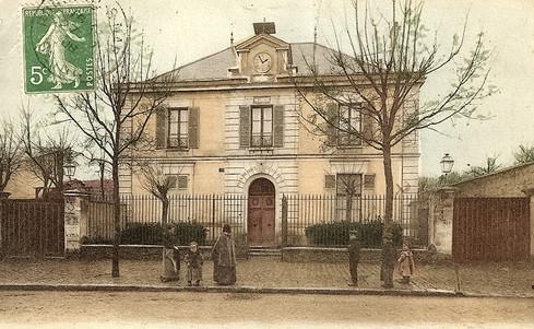 Les maires de Bonneuil