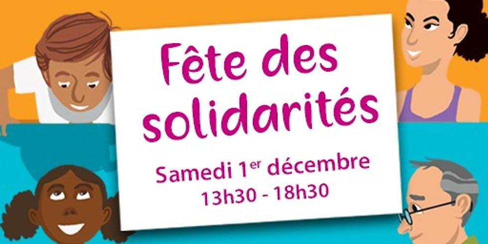 Fête des Solidarités