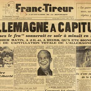 8 mai 1945 : l'Allemagne a capitulé