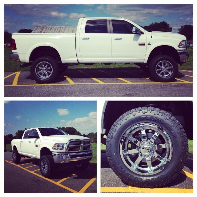 20 Toyo Open Country ATII