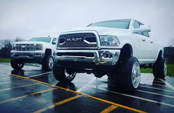Just a couple trucks we are getting done this week 🤤_._