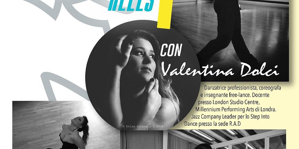 Stage con Valentina Dolci