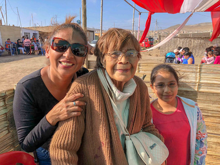 Sharing God's Love with our Neighbors in Peru