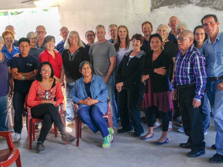 Over 220 Beautiful People Served in Jaramillo