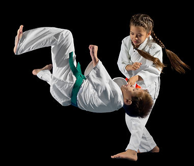 Kids martial arts in the East Bay