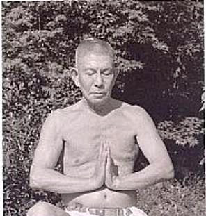 The Father of Yoga in Japan