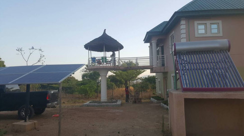 Solar power and solar Thermal technology @ work