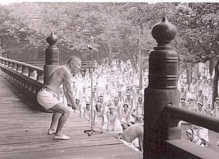 Japanese Yoga in Europe