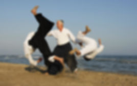 Traditional jujutsu martial arts in the East Bay