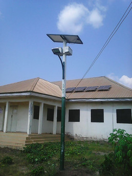 Installed Solar Home System