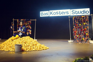 My final day at the Bas Kosters Studio