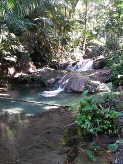 Cantik waterfall