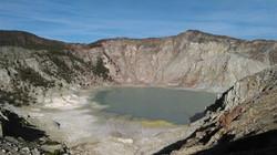 Sirung volcano