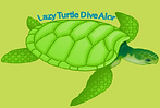 Lazy Turtle Dive Alor Logo, Turtle, Alor,