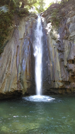 Alila waterfall
