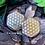 Thumbnail: Plaquinha para celular - Citrino com Granada