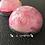 Orgonite Meia Esfera Colours Quartzo rosa
