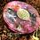 Energizador orgonite Flor da Vida Turmalina negra