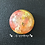 Orgonite Meia Esfera Colours - Citrino