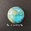 Orgonite meia esfera colours Sodalita