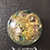 Orgonite Esfera Ágata verde