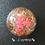 Orgonite Esfera Quartzo Rosa
