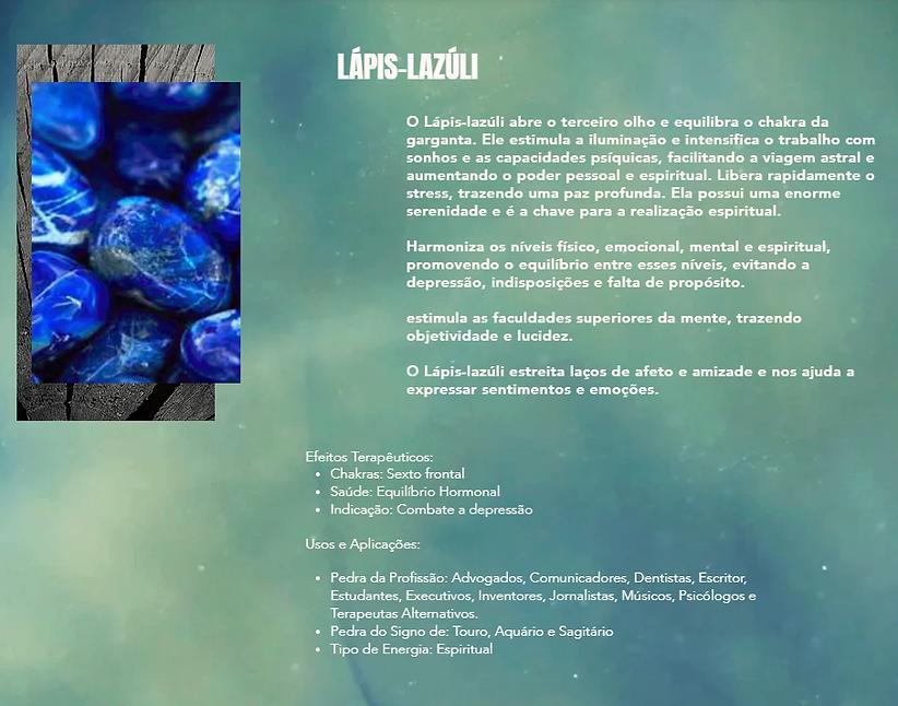 Lápis-lazuli