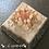 Orgonite pirâmide queóps quartzo rosa