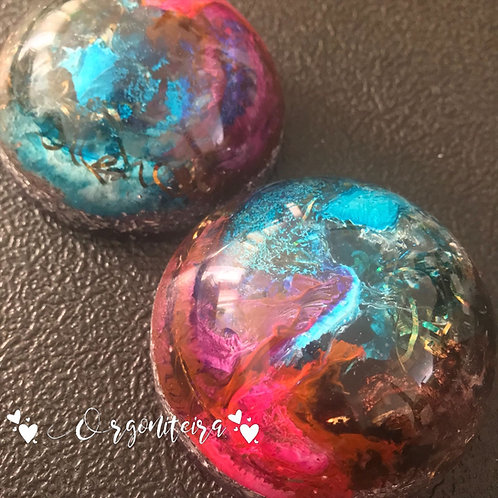 Meia esfera - Ametista