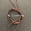 Thumbnail: Pingente Oval - Quartzo rosa