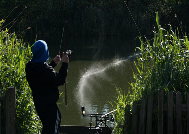 6) 20 June 2020-fisherman-Clapham Common