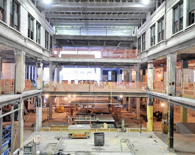 200 Fifth Avenue_Interior (Contstruction