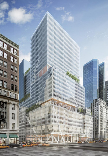 390 Madison Avenue_Exterior (Rendering).